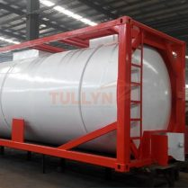 20FT Heated Tank Container