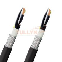 GGDURP Flexible Energy Chain Shielded Cable