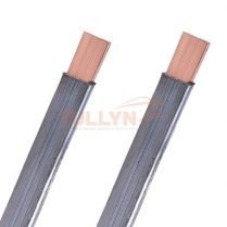 Lead Covered Copper Earthing Tape