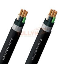 TTYCY Shipboard Telephone Intrumentation Cable