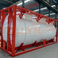 20feet T14 Linnig tank container