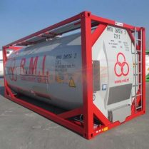 20ft ISO Milk Tank Container20ft ISO Milk Tank Container