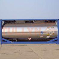 20ft T14 Liquid Sodium tank container