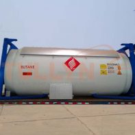 20ft T50 ISO Butane Tank Container