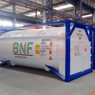 20ft T50 ISO Freon Tank Container