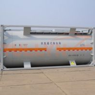 20ft T50 Liquid chlorine Tank Container