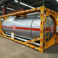 20ft UN T14 Phosphor Tank Container