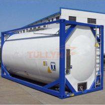 IMO1 Type Hydrofludric acid Tank Container
