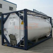 Super Insulated Tank Container