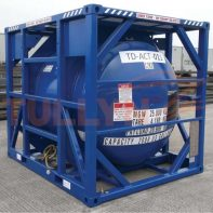 10ft T14 Stainless Steel Tank Container