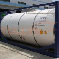 20ft T11 Low Height Frame Tank Container