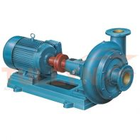 PW Series Horizontal Centrifugal Sewage Water Pump