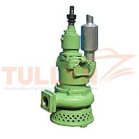 QYW Series Pneumatic Submersible Sewage Cutter Pump