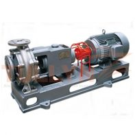 IJ Series Anti-Corrosion Centrifugal Chemical Pump