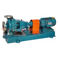 IHK Series High-Temperature Slurry Feed Chemical Pump