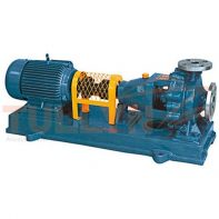 IR Series Centrifugal Hot Liquid Transfer Chemical Pump